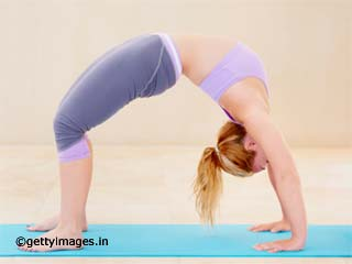 Bridge Pose Yoga