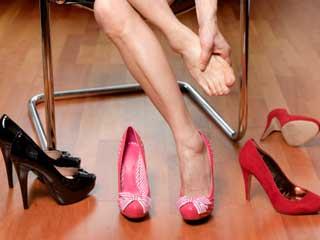 गलत जूते पहनने से हो सकती हैं ये आठ बीमारियां
