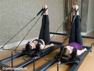 Core Stabilisation - Pilates Reformer Exercises