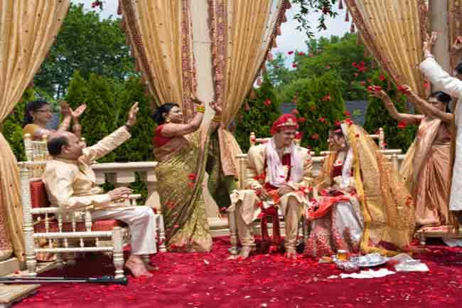 शादी समारोह में न जाना