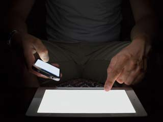 Are you addicted to your Gadgets?