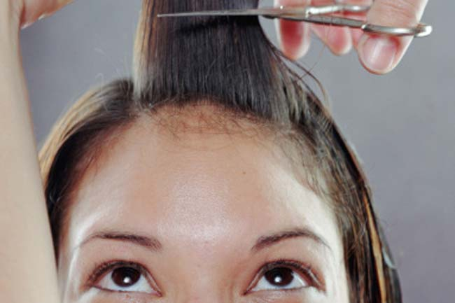 Cutting Hair Frequently Boosts Hair Growth