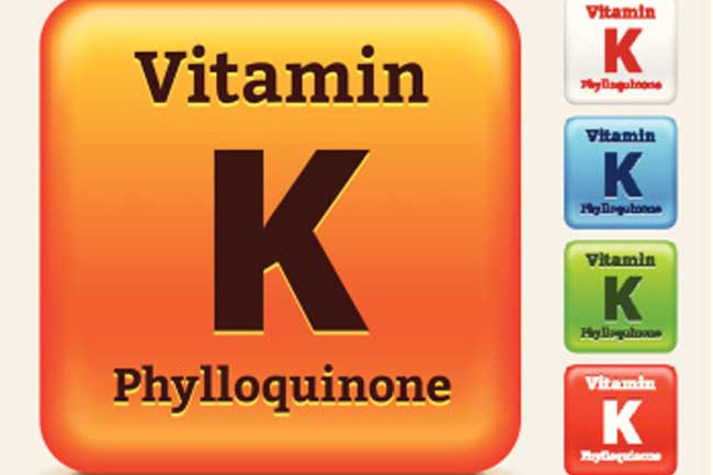 High in Vitamin K