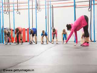 Exercises Without Equipments - Caterpillar Exercises