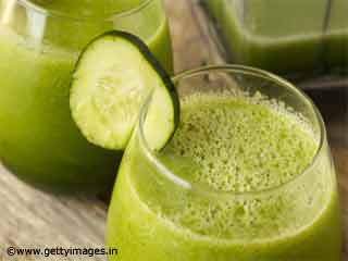 How to Prepare Cucumber Smoothie