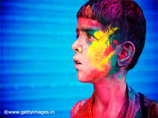 How to Remove Holi Colours from Body