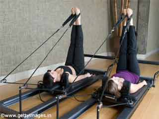 Hundreds - Pilates Reformer Exercises