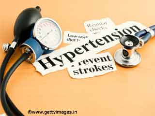 Hypertension! a Cause for Stroke