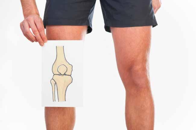 घुटने की कार्टिलेज का क्षीण होना