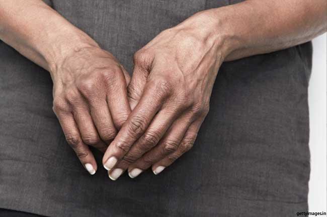 छूने पर दर्द