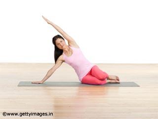 Mermaid - Pilates Exercise 22 for Beginners