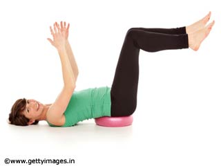 Pilates - The Can-Can Position Stretch