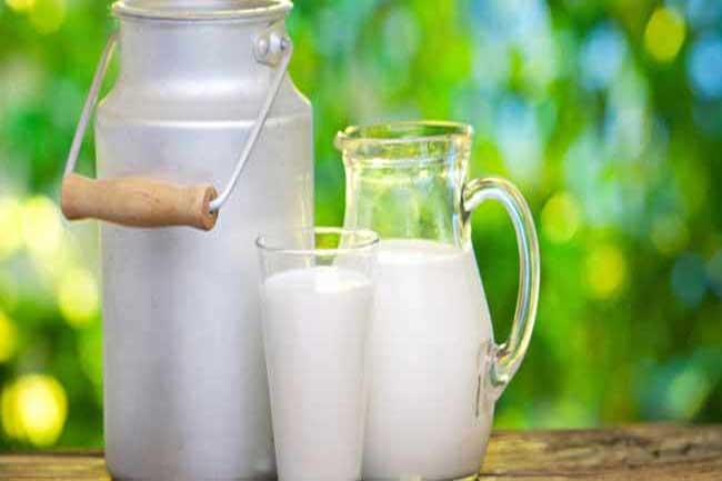टोन्ड दूध