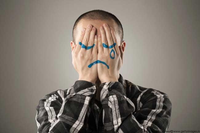 आत्महत्या का विचार या कोशिश