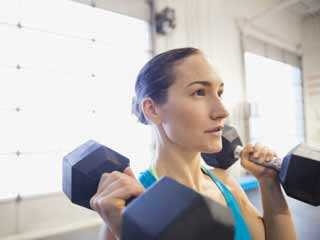 Lift heavy weights to boost your memory