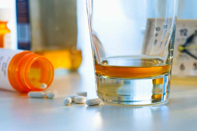 Painkiller and Alcohol:A Lethal Combination