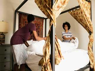 अपने बिस्तर को स्वस्थ कैसे बनाएं रखें