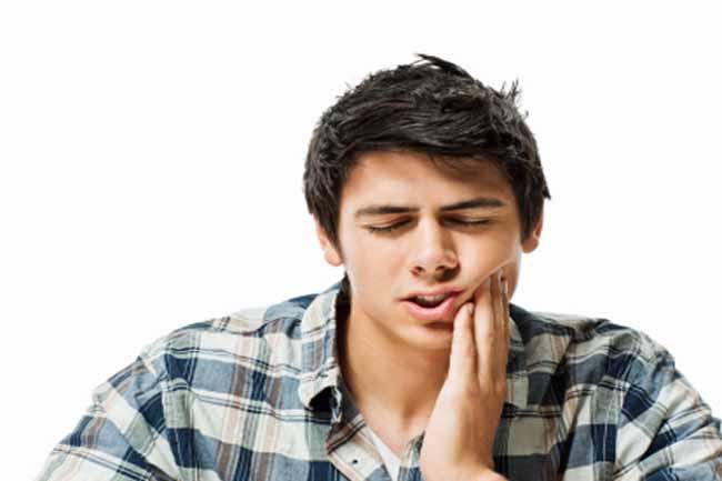 दांत दर्द के अजीब कारण