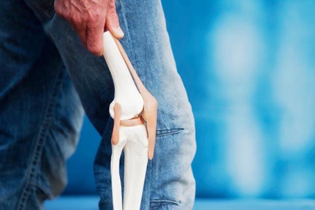 हड्डी नुकसान की भरपाई नहीं करती कैल्शियम की खुराक