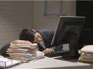 How Sleep affects Your Work