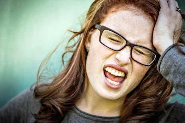 Migraines Disappear in Women
