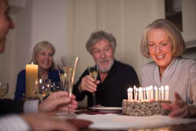 उम्र का बढ़ना