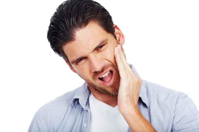 दांतों का कम संवेदनशील होना