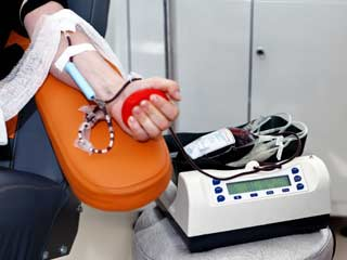Benefits of regular blood donation