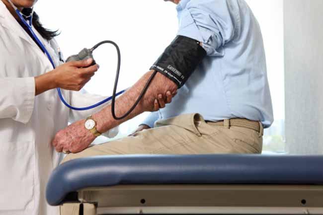 उच्च रक्तचाप क्या है