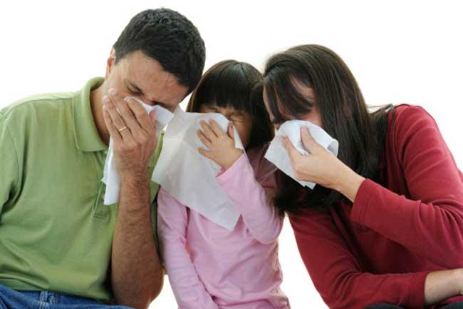 युवा व स्वस्थ लोगों को फ़्लू से नहीं है खतरा