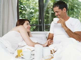 This is how you can Spend Quality Time in the Morning Together