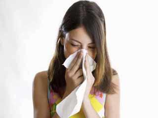 क्या यह एलर्जी है या कोल्ड