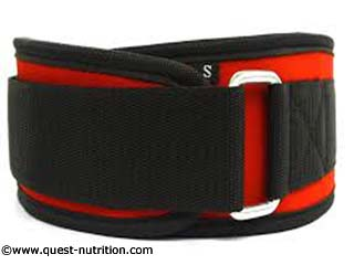 Disadvantages Of Weight Belts In Training