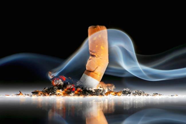 धूम्रपान की लत
