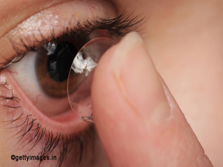Disadvantages of Regularly Using Contact Lenses