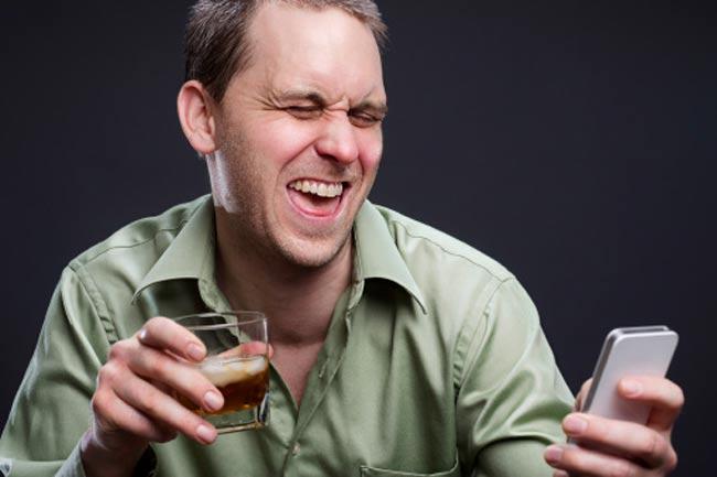 शराब पीने के बाद