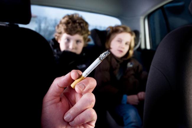 अप्रत्यक्ष धूम्रपान
