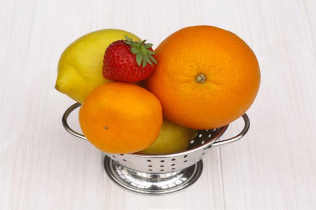 विटामिन सी युक्त आहार खायें