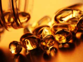 Fish oil for hair growth