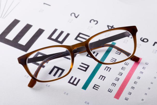 आंखों की जांच