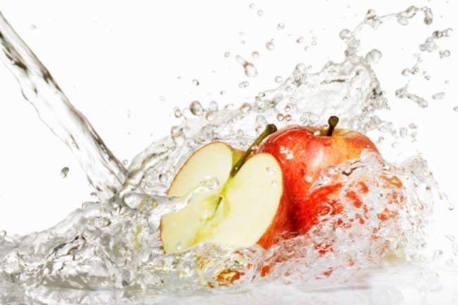रुहुबर्ब, सेब, दालचीनी