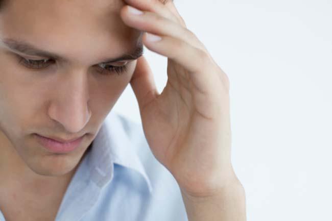 अवसाद का शरीर पर असर