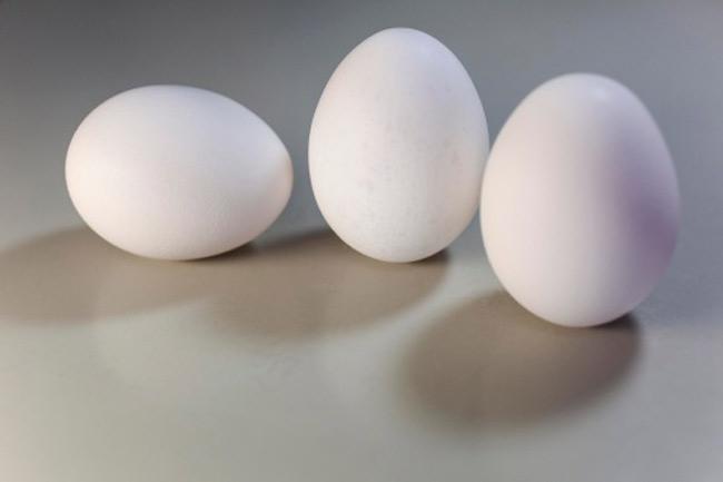 अंडे की सफेदी
