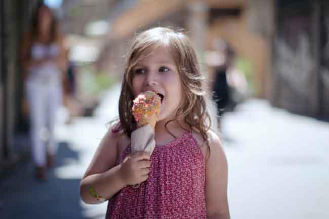 आज तो आइसक्रीम ही काफी है