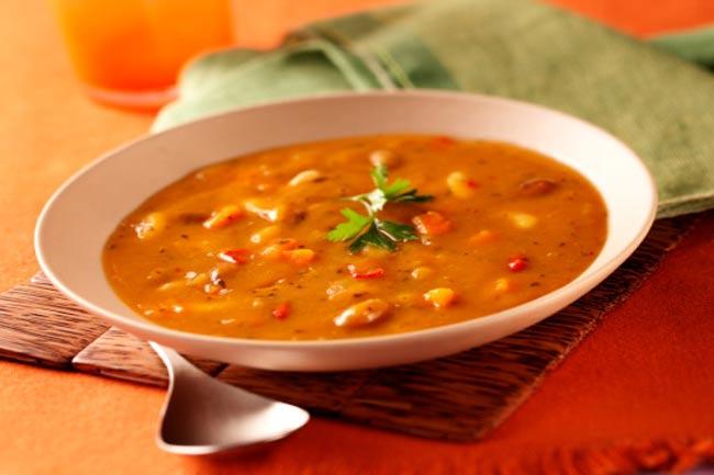 मिक्स वेज सूप