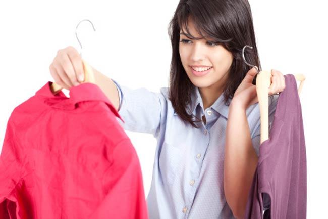 अपने पुराने पसंदीदा कपड़ों को देखें