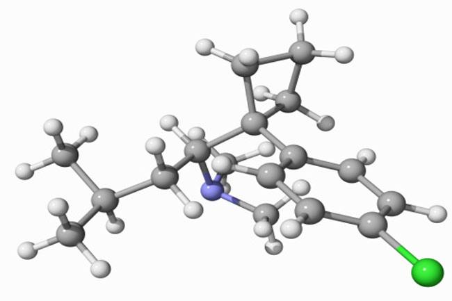 सेरोटोनिन का स्तर बढ़ता है