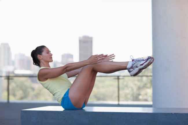 फौरन पहले व्यायाम नहीं