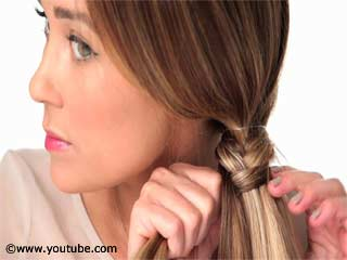 How to make a Fish Plait Braid