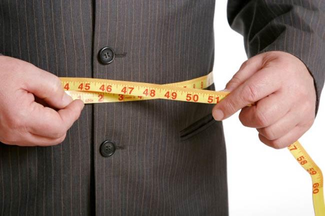मोटापे पर नियंत्रण